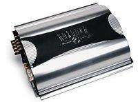 (Bazooka EL2100, Amplifier, Elevated Series, 2 Channel, 2 x 100 Watts, 4 Ohm)