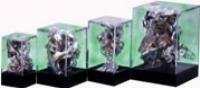 Plastic Figure Display Box Small by Chessex Dice ()