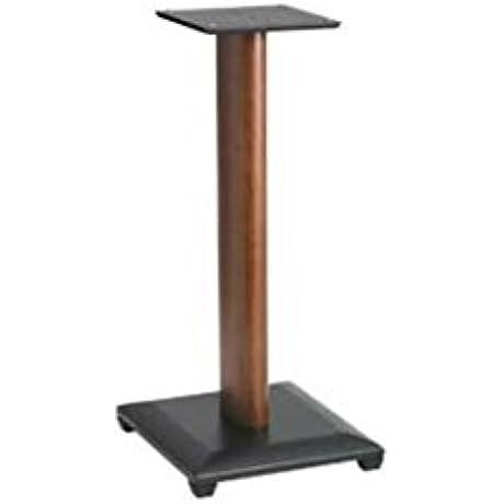 Sanus Natural Series 24 Speaker Stand For Medium Bookshelf Speakers Cherry NF24C
