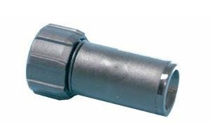 DIG Corporation 1/2'' compression hose END CAP, drip irrigation fitting .700 OD, Bag of 25