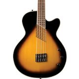 Washburn Acoustic/Electric Series AB45VSK Acoustic-Electric Bass by Washburn