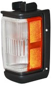 TYC 18-1500-00 Nissan Front Passenger Side Replacement Side Marker Lamp (Pathfinder Marker Side Nissan)