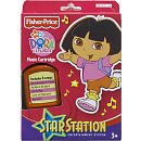 : Fisher Price Star Station - Nick Jr. DORA THE EXPLORER Music Cartridge
