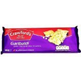 Crawford's Garibaldi Biscuits 100g (Pack of 6)