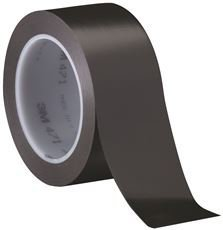 3M 471 Vinyl Tape 2-Inch-by-36-Yard, Black by 3M