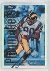 Isaac Bruce (Football Card) 1996 Topps Finest - [Base] - Refractor #280 (1996 Finest Refractor)