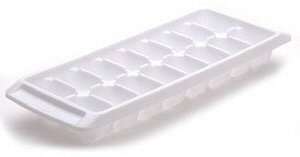 Rubbermaid 071691286714 2867RDWHT Quick Release Ice Cube Tray