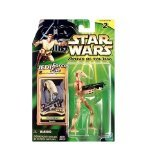Star Wars: Power of the Jedi Battle Droid (Security) Action Figure