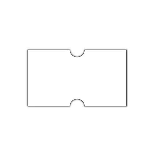 Garvey 2112-31501, G 2112PH White Label for Towa Labelers, 25 Sleeve of 8000 Labels