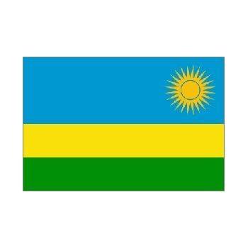 Amazoncom X Foot Polyester Rwanda Flag Outdoor Flags - Rwanda flag
