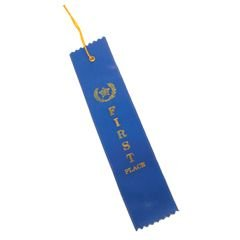 1st Place Ribbons -