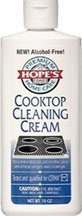 Hopes 10CC12 10 Oz Cooktop Cleaning Cream by HOPE'S