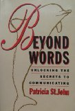Beyond Words, Patricia St. John, 0913299960
