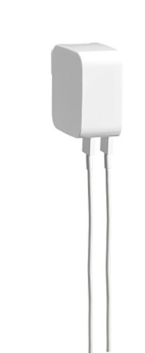 Housing Port Adapter (Lectronic Smart Dual USB Charger and Adapter Set; US Europe UK Italy Spain China)