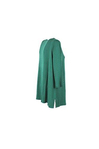 Maglia Donna Fleurs D'anis L Verde 749026 Primavera Estate 2017
