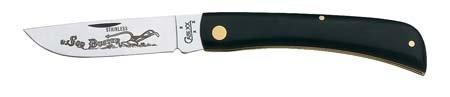 Case Jet-Black Sod Buster Pocket Knife