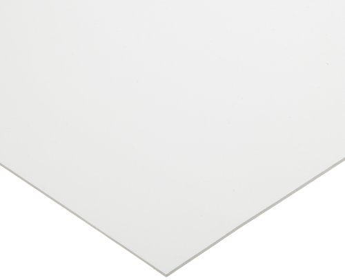 FDA Buna-N Sheet Gasket, White, 1/16