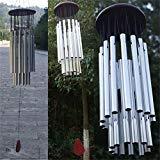 Antique Amazing Grace 27 Tubes Windchime Chapel Bells Wind Chimes Door Hanging Home Decor