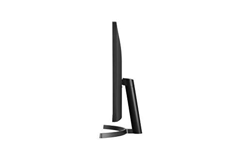 Lg 32Qn600-B - Monitor Qhd Polivalente (Panel IPS: 2560 X 1440P, 16:9, 350 CD/M², 1000:1, Srgb >99%, 75 Hz, 5 Ms), Negro