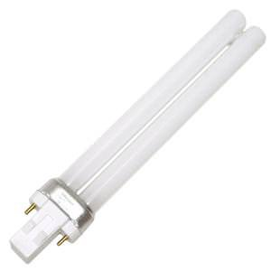 TCP 32062-3201365K Single Tube 2 Pin Base Compact Fluorescent Light Bulb