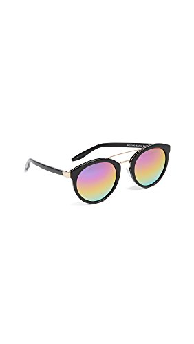 Barton Perreira Women's Dalziel Sunglasses, Black/Aloha, One - Barton Sunglasses Perreira