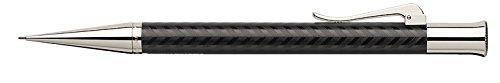 GRAF von Faber-Castell Guilloche Propelling Pencil - Chevron Black
