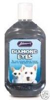 Johnsons Diamond Eyes Tear Stain Remover For Cats & Dogs 250ml 350g - Bulk Deal