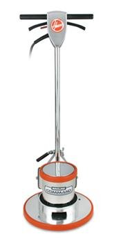 Hoover CH81005 Ground Command Super Heavy Duty 17-Inch Commercial Floor Machine