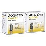 Accu-Chek Fastclix Lancets, 204 Count