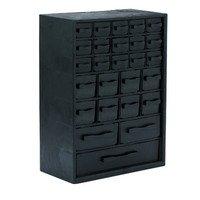 ESD Storage Cabinet, 12'' W x 6-1/4'' L x 16-1/2'' H by Flambeau