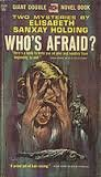 img - for Who's Afraid? / Widow's Mite book / textbook / text book