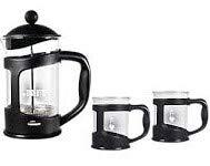 Bialetti Coffee Press Set