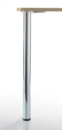 Charmant PMI Prisma Adjustable Table Leg Chrome
