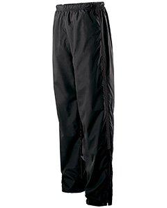 Holloway Sable Lightweight Micron Warm Up Pants BLACK - Warm Pant Team Up