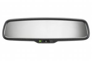 (Gentex 50-GENK2AM Auto-Dimming Rear View Mirror)