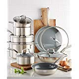 Culinary Science by Martha Stewart Collection 14-Pc. Cookware (Martha Stewart Collection 6 Piece)
