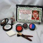 Zombie Facepaint (Bobbie Weiner Ent ZMRSC Zombie Mrs. Claus Makeup Kit)