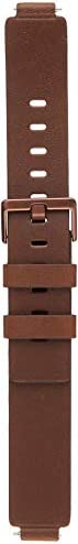 FitBit FB169LBDBS Inspire Leather Accessory Band - Cognac/Small