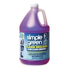 SMP11301 - Simple Green Clean Building Glass Cleaner Concentrate
