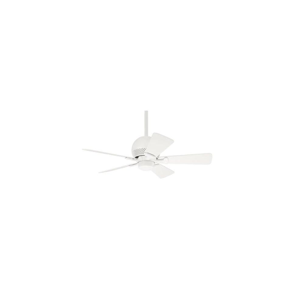 Hunter Fan Company 28420 Orbit Indoor Ceiling Fans in White