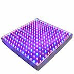 LED Grow Light - 45w Indoor Panel Lighting - HydroGROW Technology - 9 Bands - All Stages Germination Pre-Flowering Pollination Seed Dispersal