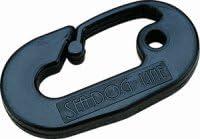 Seadog Ski Rope Snap Hook Plastic 157110-1