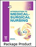Introduction to Medical-Surgical Nursing - Text and Study Guide Package, Linton, Adrianne Dill, 1416040706