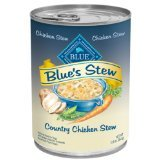Blue Buffalo Country Chicken Stew for Dogs, (Pack of 12 12.5-Ounce Cans), My Pet Supplies