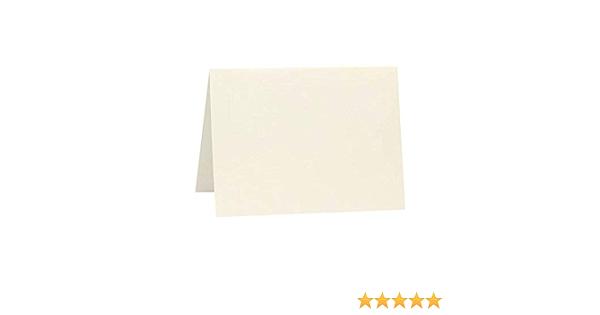Pack of 2000 2 9//16 x 3 9//16 #17 Mini Folded Card