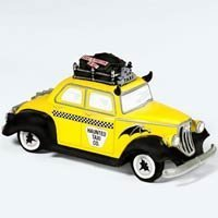 [Dept 56 - Halloween Village - Haunted Taxi by Department 56 - 56.53213] (Spirt Halloween)