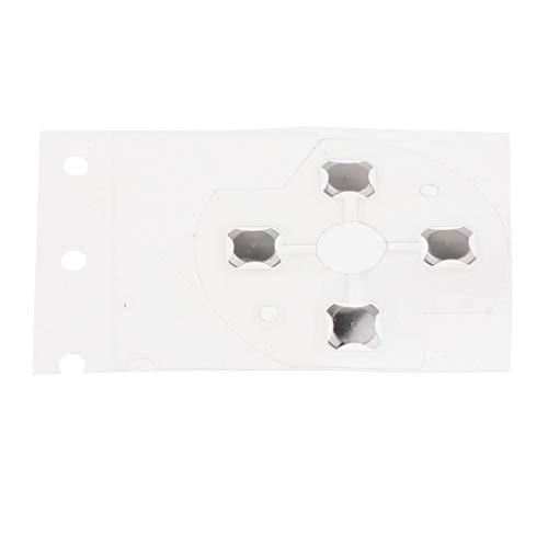 gazechimp D Pads Button Metal Dome Button Conductive Part Film Electro Set, - Parts Dome