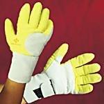 Impacto Ergonomic Slabber's Glove - Large by Impacto (Image #1)