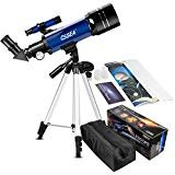 CSSEA 70mm Telescope for Kids and Astronomy Beginners