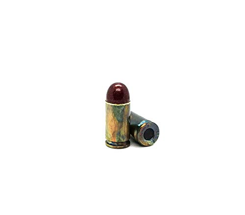 Premium Brass 9×18 Makarov Snap Caps 9mm Makarov Dummy Rounds (5 - Caps Snap Brass